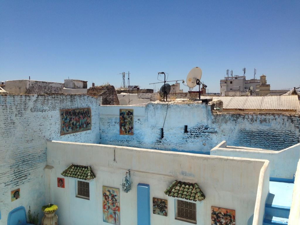 Riad Amazigh - juin 2016