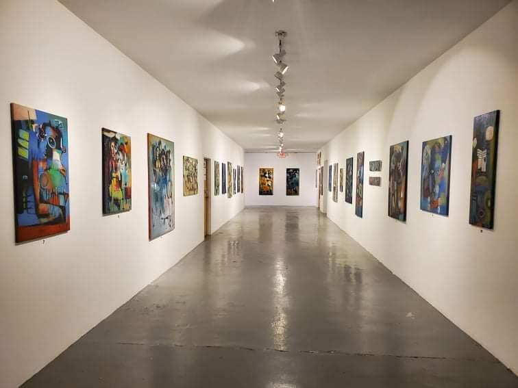 Pink Dog Gallery - février 2020