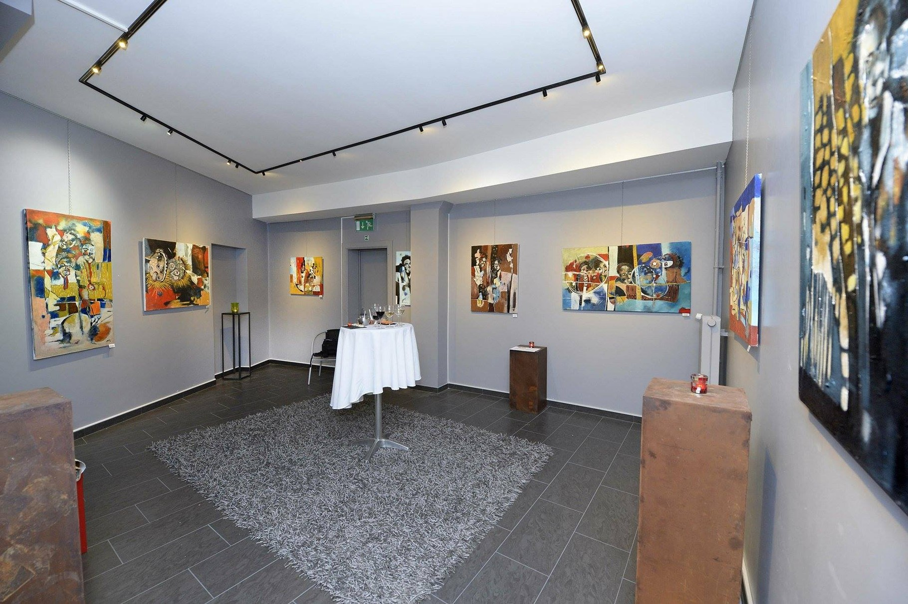 Art Gallery En Beauregard - Montreux - janvier 2014