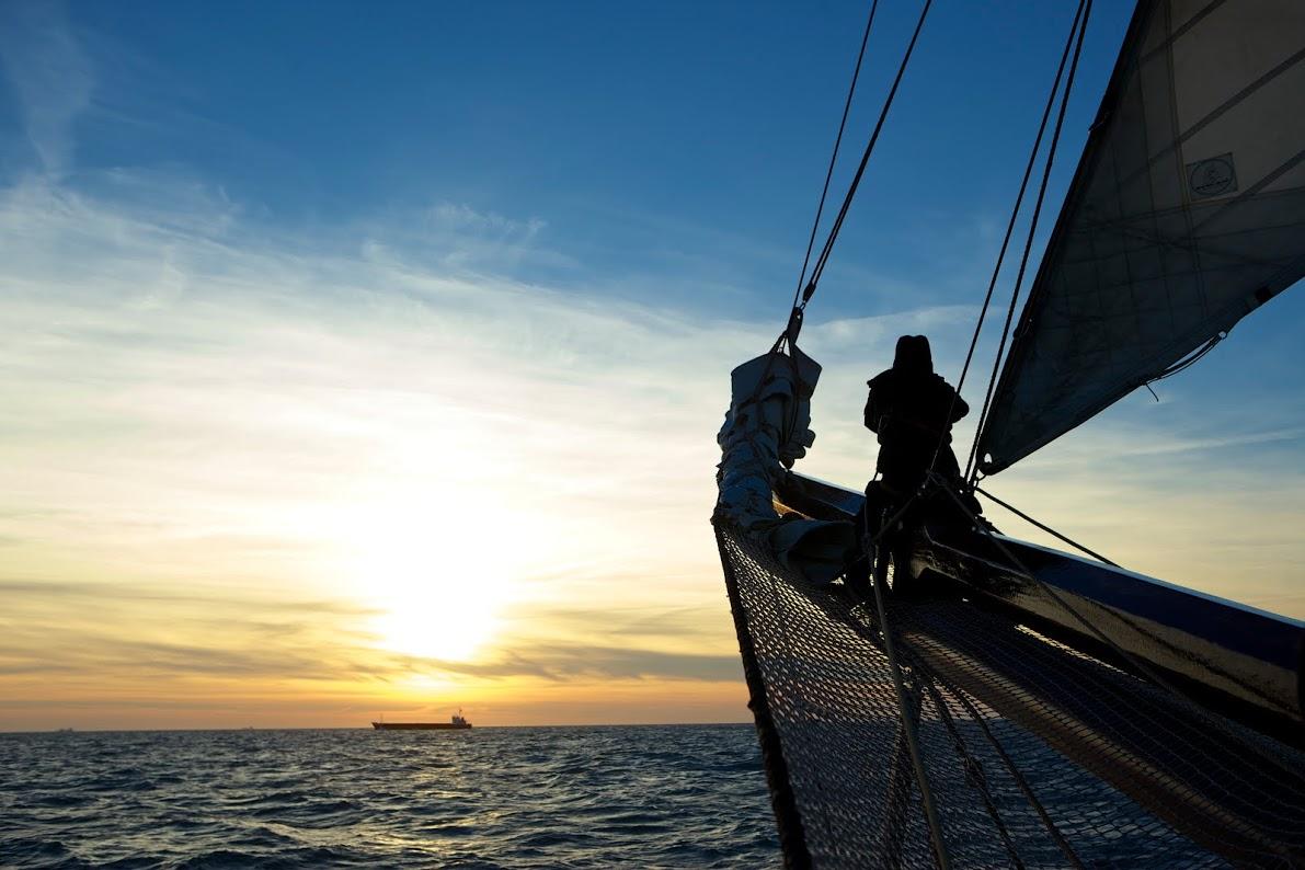Segelschiff Twister