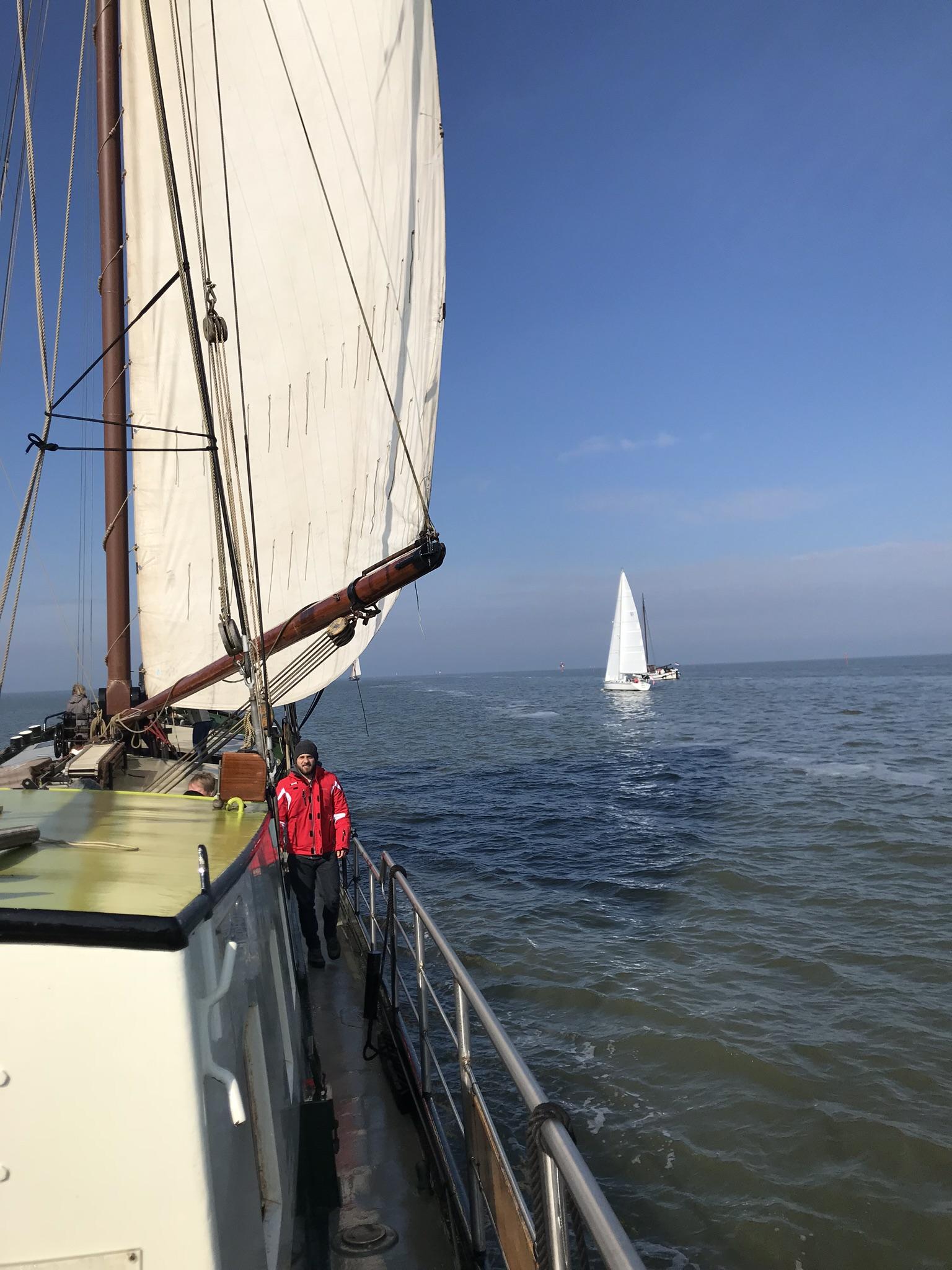 Segelschiff Wilhelmina