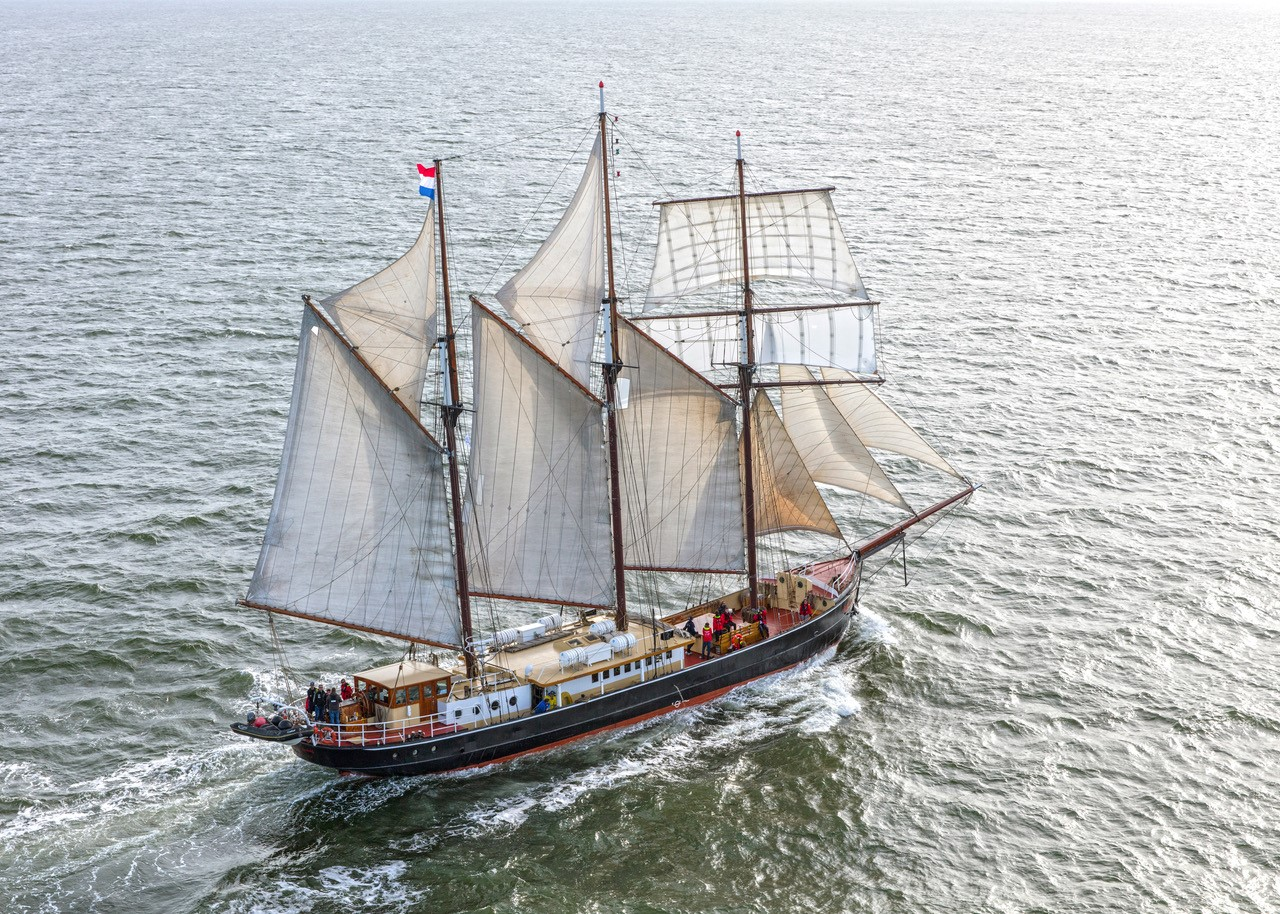 Segelschiff Hendrika Bartelds