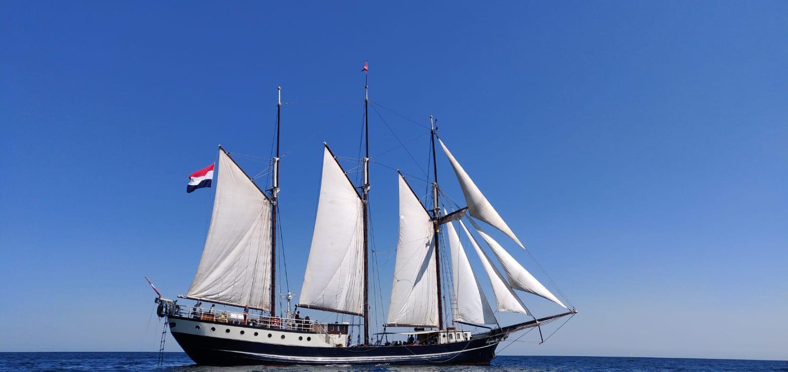 Segelschiff Regina Maris