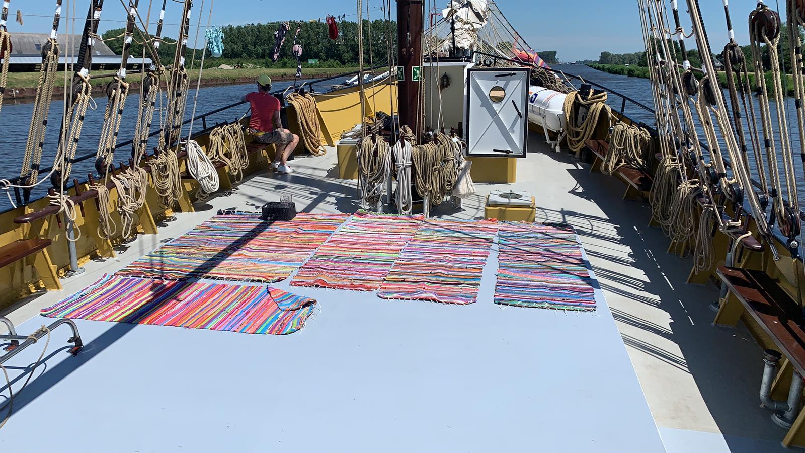 Segelschiff Jantje