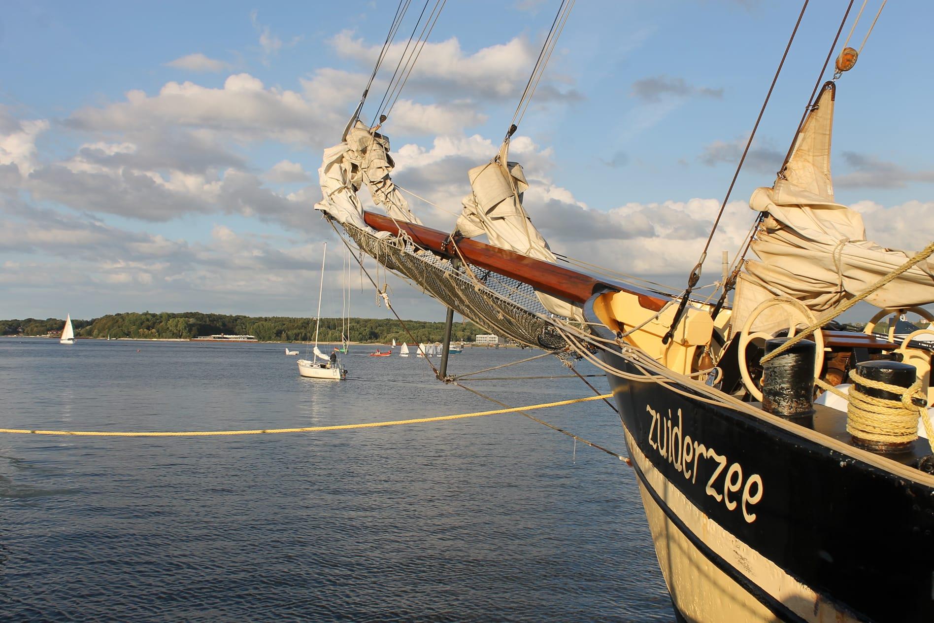 Segelschiff Zuiderzee