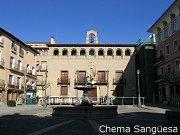 Casa Consistorial de Borja