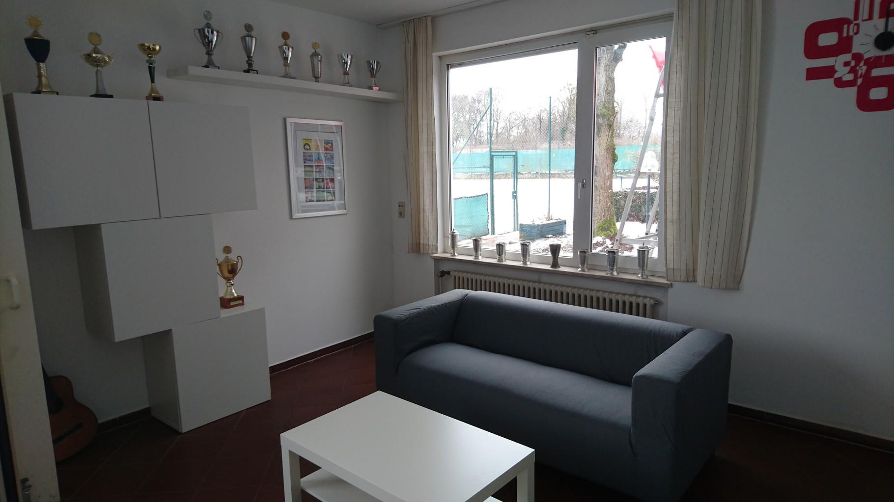 Tennis, München, Pasing, Champions Lounge