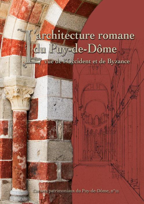 Livre Architecture Romane (couverture)