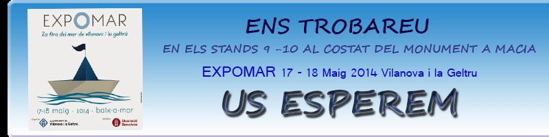 Feria expomar  17 - 18 mayo 2014
