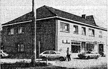 Der Lebensmittelladen Daneke im Jahr 1979. 6