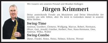 Anzeige: Kreiszeitung