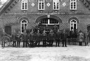 Der Hof Brüning 1911