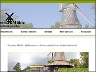 Wehbers Mühle | Bau- u. Gartenmarkt