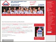 Bauunternehmen Stade | KHB GmbH