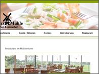 Wehbers Mühle Restaurant