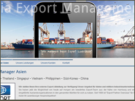 Export Manager Asien, Dix von der Decken