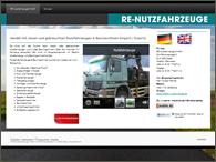 Nutzfahrzeug- und Bauschmaschinenhandel