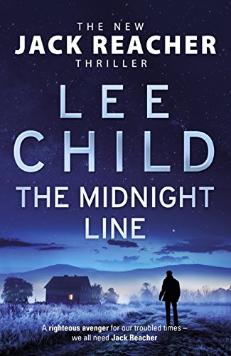 Cover of the book The Midnight Line by Lee Child. Review, Rating and Summary.