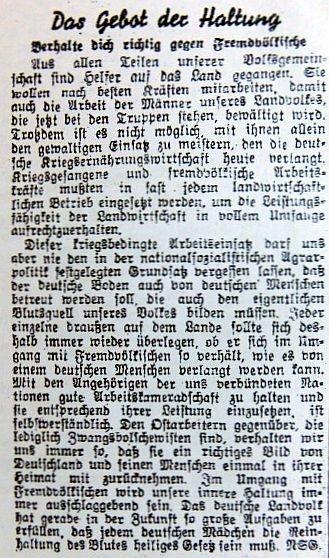 Nürtinger Tagblatt vom 08. 09. 1942