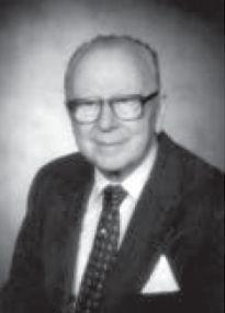 Rolf A. Weil, Sohn von Heinrich Weil und Karoline Weil geborene Landauer, 90er-Jahre, aus WERNER 1998, S. 111