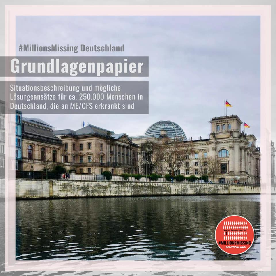 Grundlagenpapier #MillionsMissing Deutschland