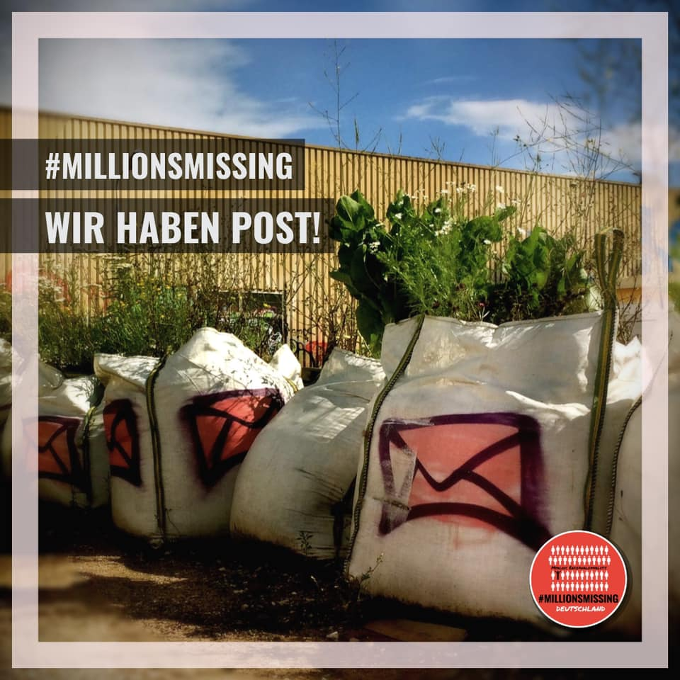 Reaktionen der Landesparlamente auf die #MillionsMissing Deutschland-Protestaktion zum 12.Mai 2021