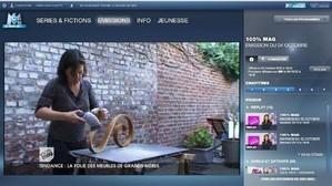 Emission 100% Mag sur M6 : Le retour des meubles de grand-mère. 4/10/2012