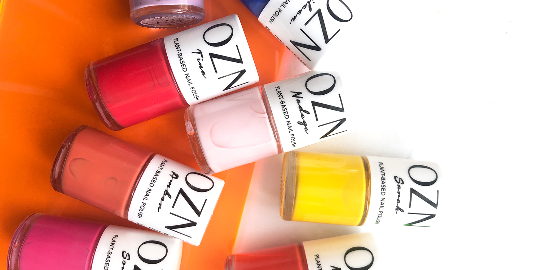 OZN Pflanzenbasierter Nagellack   Vegan & 22 +- Free