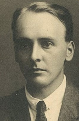 Hornby at Oita Higher Commercial School in 1925(In the Collection of author)