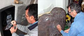 Lopez philippe Graveur sur pierre d'art
