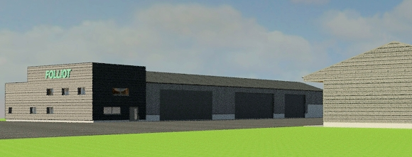 Atelier - Garage à Montabot (50)