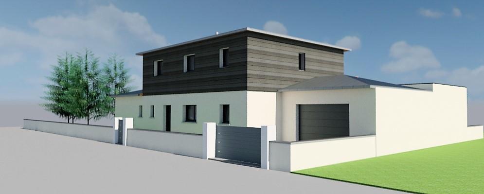 Construction en cours à BREHAL (50)