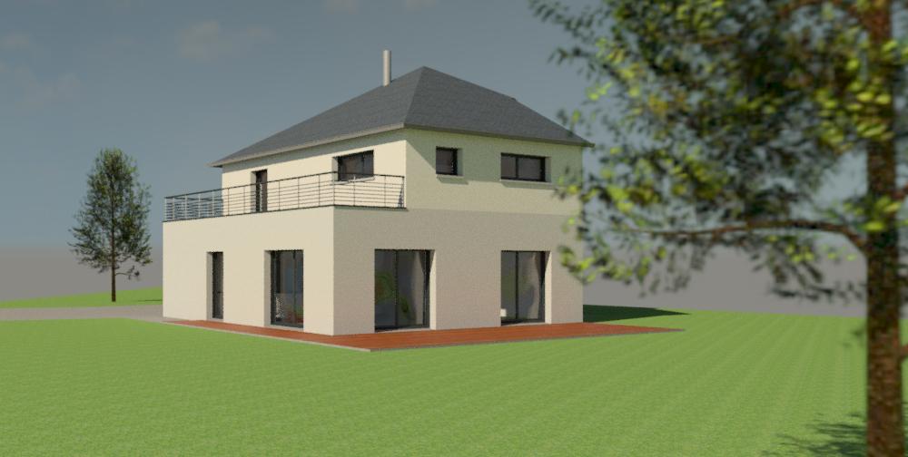 Maison individuelle Région Caennaise (14)