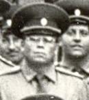 Заместитель НШ - начальник отделения ОМиК п\п-к Хохлов С.В. (Умер в 2012г)