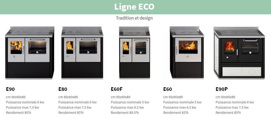Cuisinière à bois chauffage et cuisine pas cher - Installation Drôme 26 et Vaucluse 84