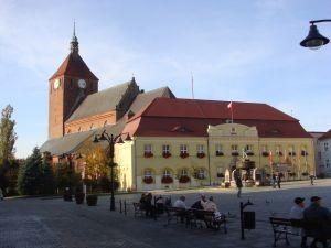 Marktplatz Rügenwalde