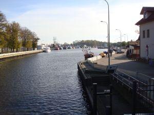 Hafen von Rügenwalde