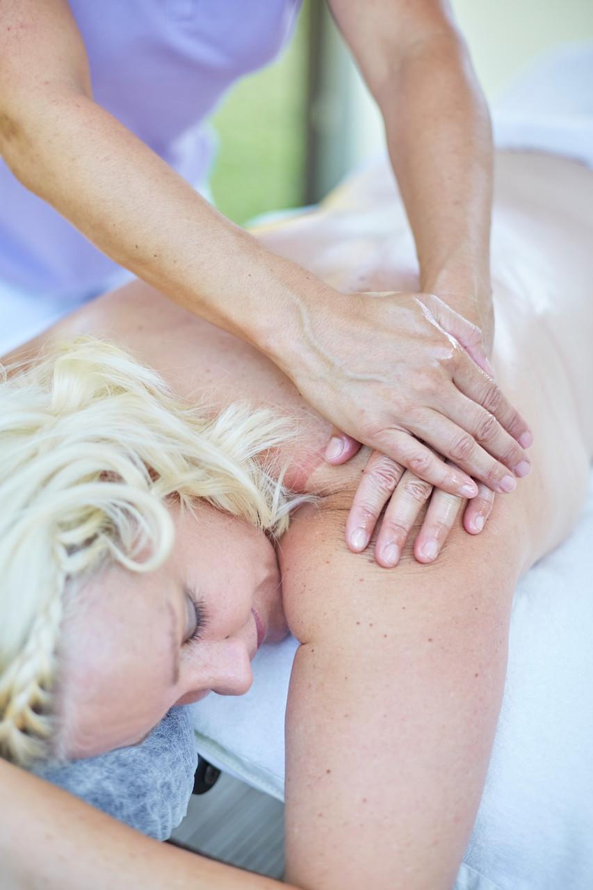 Massage tut Körper Geist und Seele gut