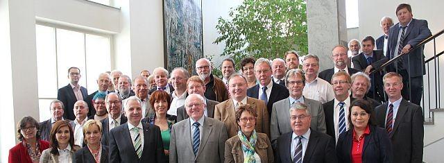 Die Mitglieder des Regionalrats Köln (Bildquelle: Bezirksregierung Köln)