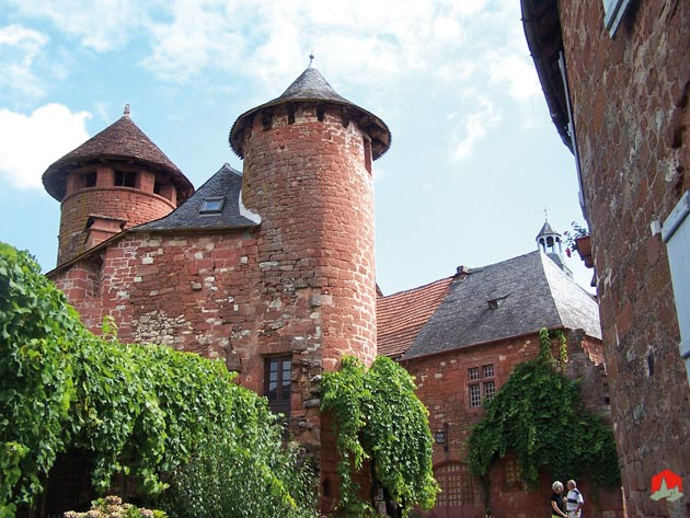 collonges la rouge (correze)