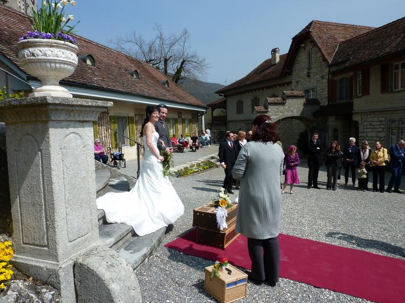Hochzeitstauben - Private Bilder