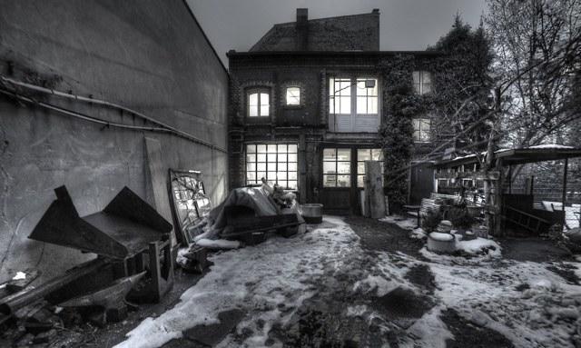 Werkstatt in Berlin