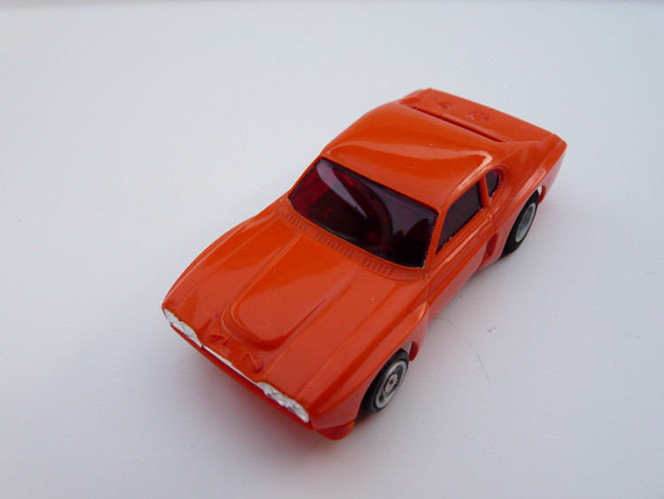 AURORA AFX Ford Capri RS 2600 orange