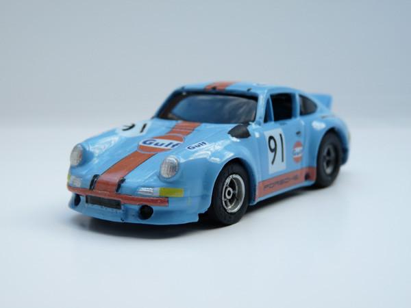 Porsche Carrera Gulf #91