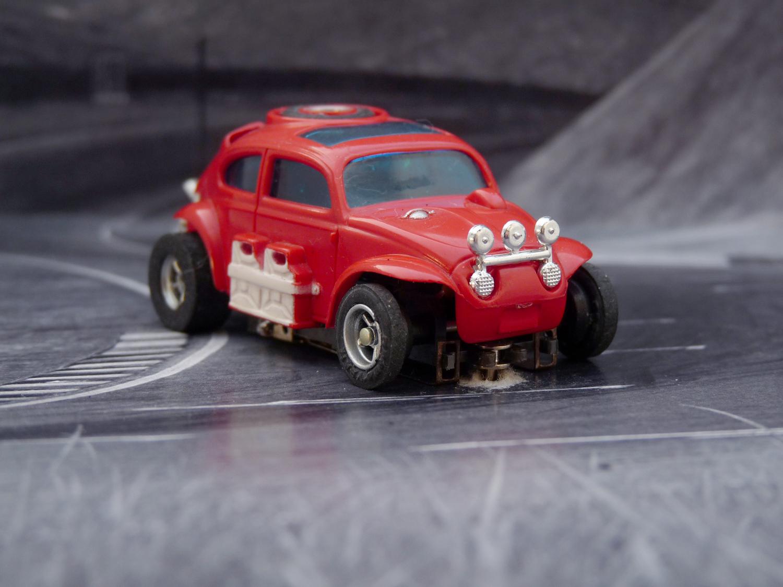 AURORA AFX VW Baja Bug