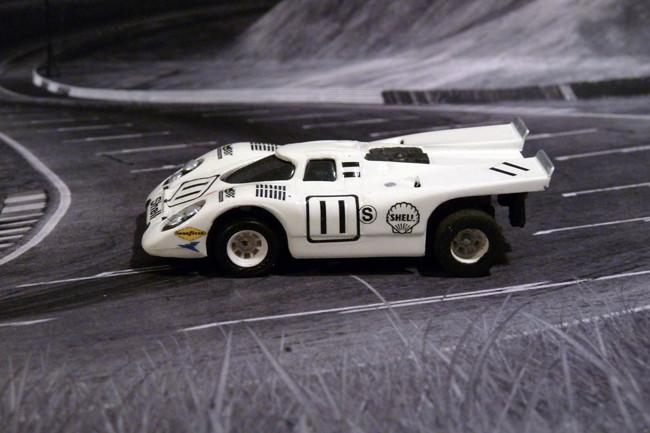Porsche 917k Team Salzburg - Brands Hatch Boac 1000Km 1970