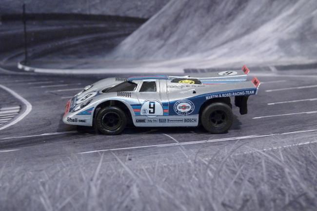 Porsche 917k Martini Racing Team #9 - Brands Hatch 1000 KM - April 1971