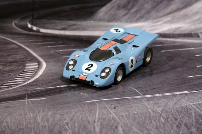 Porsche 917k TEAM GULF JOHN WYER AUTOMOTIVE - IMOLA 500 KM -