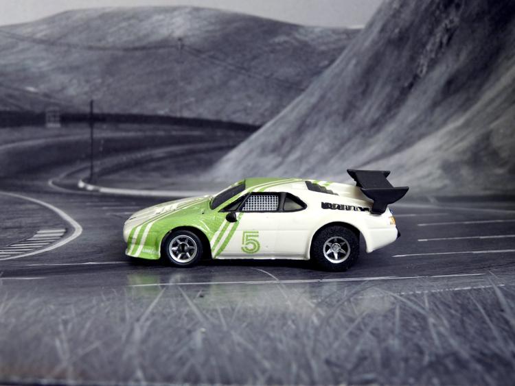 BMW M1 BS Fabrications Ltd. #5 Norisring 1980