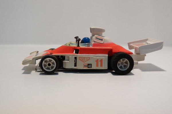 AURORA AFX G-Plus MAURORA AFX G-Plus McLaren F1 weiß / hell pink Texaco MarlborocLaren F1 weiß/hell pink Marlboro Texaco
